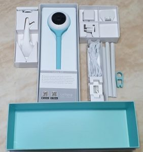 Lollipop Camera unboxing